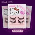 New cheap high quality hand made cosplay false eyelash crisscross makeup big eyes false eyelash 3 set/lot(6 pairs) free shipping