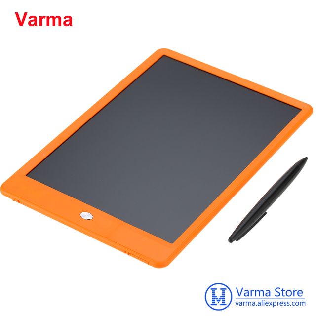 Varma 10 Electronic Lcd Handwriting Board Graphics Tablet Kids