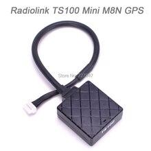 הכי חדש Radiolink TS100 מיני M8N 8N GPS מודול עבור Radiolink מיני PIX Pixhawk טיסה בקר FPV RC Quadcopter Multirotor
