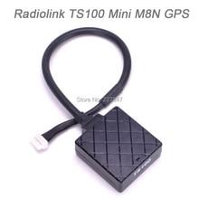 ใหม่ล่าสุด Radiolink TS100 MINI M8N 8N GPS โมดูลสำหรับ Radiolink MINI PIX Pixhawk Flight Controller FPV RC Quadcopter Multirotor