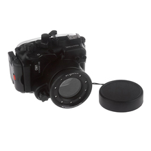 купить Meikon 40M Waterproof Underwater Camera Housing Case Bag for Panasonic GM1 Camera дешево