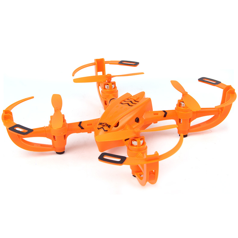 Quality Packaged 4 Channel 6 axis DIY Assembly Outdoor Remote Control Airplane font b Drone b