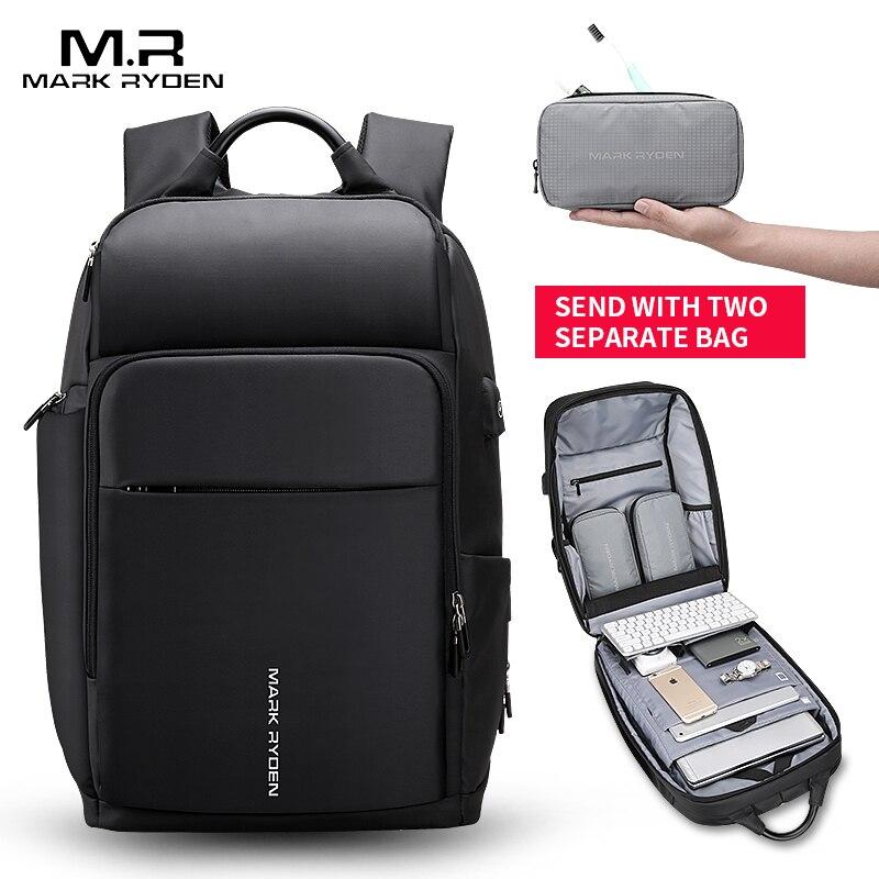 Xiao mi voyage affaires multi fonctionnel sac à dos 26L grande capacité 15.6 pouces pochette d'ordinateur pour mi Drone bureau hommes - 2