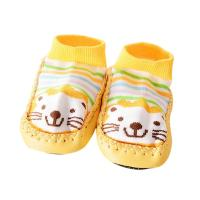 Baby Shoes oct 2017 Cartoon Kids Toddler Baby Anti-slip Sock Shoes Boots Slipper SocksBebek Ayakkabi Kids Shoes