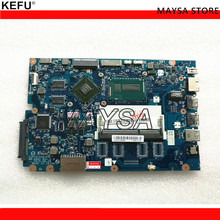 KEFU CG410 CG510 NM-A681 Laptop motherboard For lenovo ideapad 100-15IBD Main Board SR23Y i5-5200U 920M