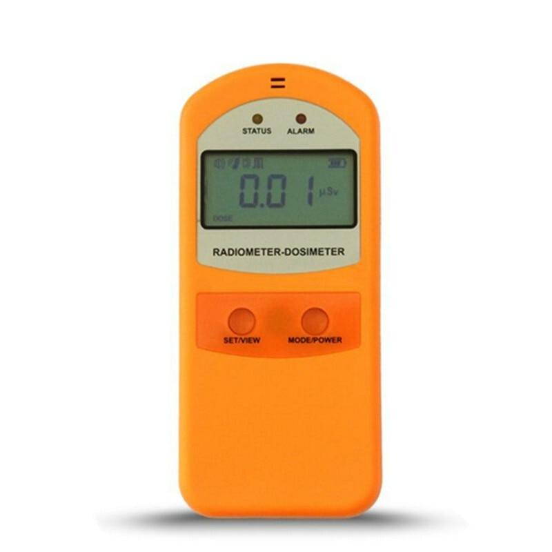 Дозиметр, дозиметр для обнаружения ядерного излучения, измеритель дозы краски, камня, энергии, излучения|Детекторы электромагнитной радиации| | АлиЭкспресс