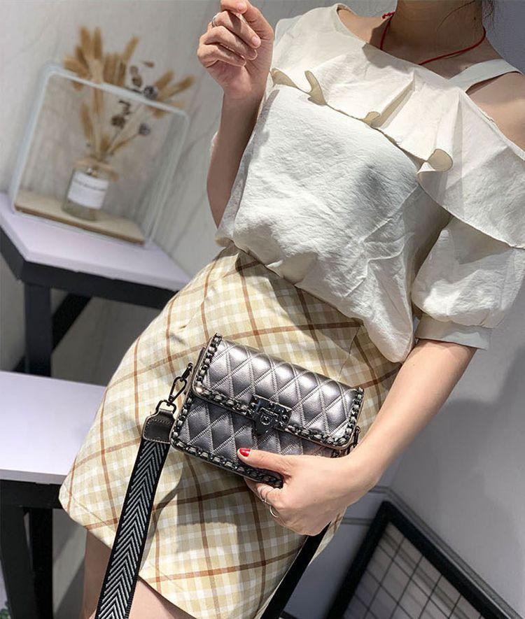 2019 bolsas de luxo feminina mensageiro sacos