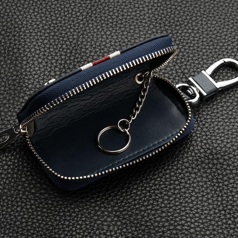 Car Keys Leather Holder