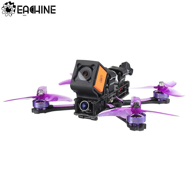 Eachine Wizard X220HV 6S FPV Racing RC Drone PNP w F4 OSD 45A 40CH 600mW VTX