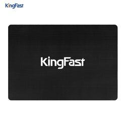 F6Pro Kingfast المعادن 2.5 الداخلية 120 جيجابايت SSD SATAIII 6 جيجابايت/ثانية الحالة الصلبة القرص الصلب فائقة السرعة ل كمبيوتر محمول/محمول/سطح المكتب