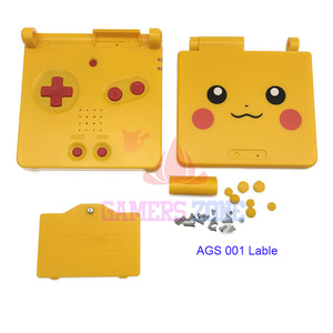 Image 2 - 5sets Limited Edition Replacement Full Housing Shell Case Cover for GBA SP Gameboy Advanced SP