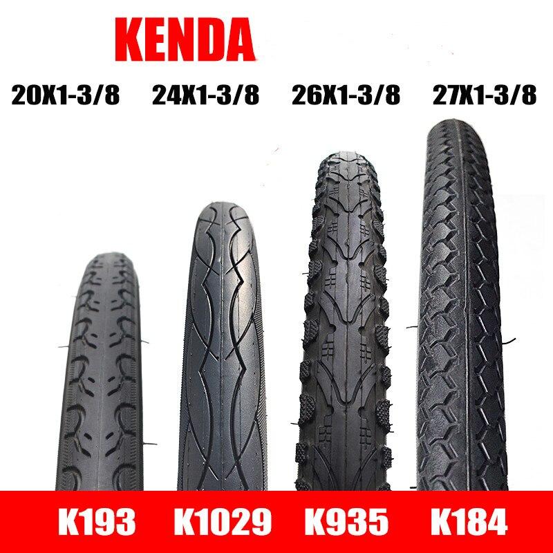 Jianda bicycle tyre 20 24 26 27*1 3/8 vintage lady mountain bike tyre