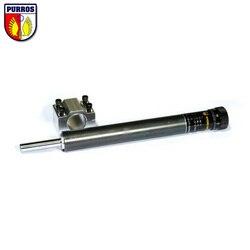 RB-3160 ، المثبط هيدروليكي ، الهيدروليكية السرعة المنظمين ، وحدة التحكم معدل التغذية من الحفر ، الربيع كتلة نظام المثبط