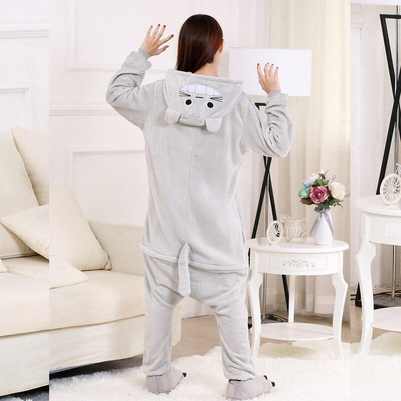 Totoro cartoon kigurumi onesie pajamas
