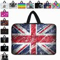Neoprene Hot Laptop Cases 7 10 12 13 14 15 16.8 17inch Waterproof Sleeve Handle Bags Cover Pouch For Macbook Air Pro 11 13 15 17