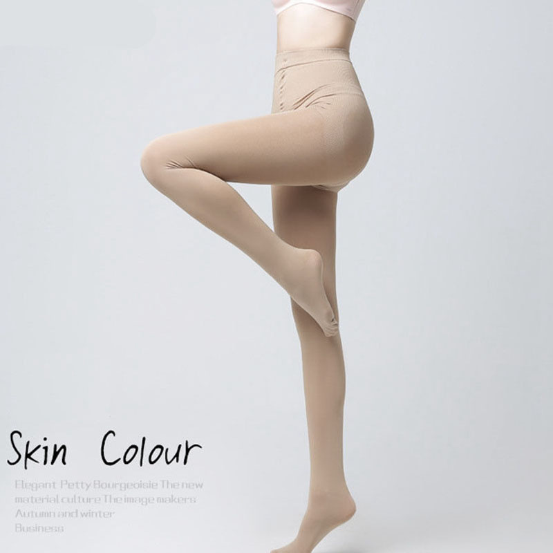 2cffd6a10 Medias gruesas para mujer Pantimedias Tight Opaco sin costuras, medias  largas y cálidas