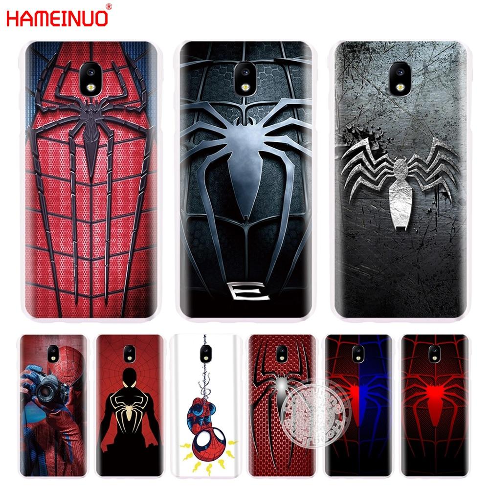 HAMEINUO spider man marvel cover phone case for Samsung Galaxy J3 J5 J7 2017  J527 J727 J327 J3 Prime J330 J530 J730