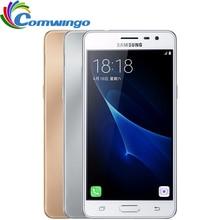 Оригинальный Samsung Galaxy J3 Pro J3110 5.0 «2 ГБ 16 ГБ ROM 4 Г LTE Quad Core Snapdragon 410 Телефон Dual SIM 8.0MP NFC Мобильный телефон