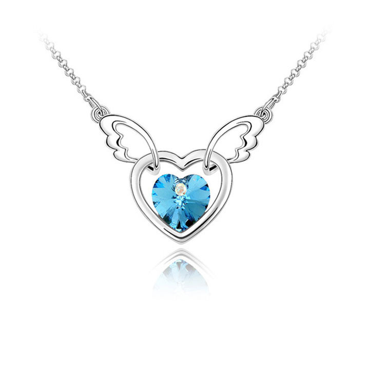 Love Heart Necklace 3