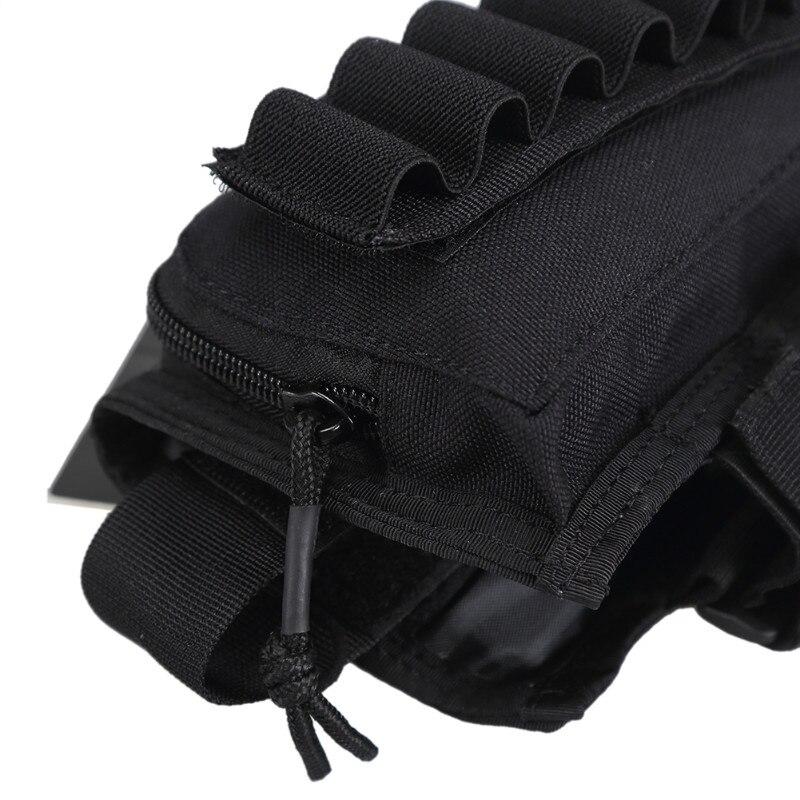 OneTigris Taktik Buttstock Shotgun Tüfəngi Stock Ammo Portativ - Ovçuluq - Fotoqrafiya 5