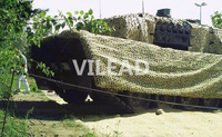 VILEAD 4 M * 10 M Militare Rete Mimetica Filet Verde Camo Rete Esercito Tarp di Campeggio Sun Shelter Paintball Gioco Sniper Caccia