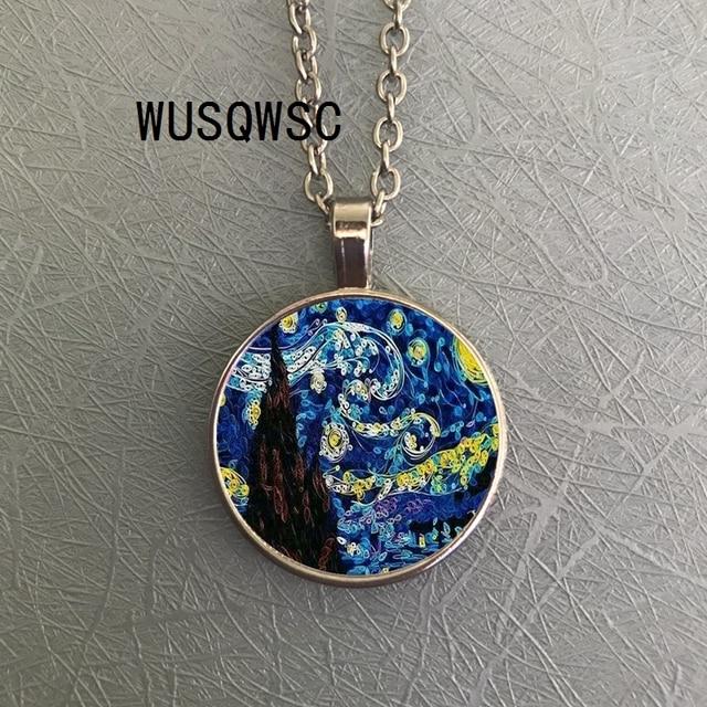 WUSQWSC Van Gogh Harajuku...