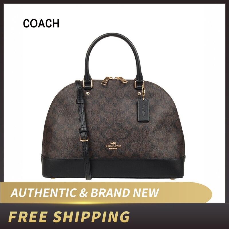 №Authentique Original tout nouveau sac main COACH Sierra Signature ...