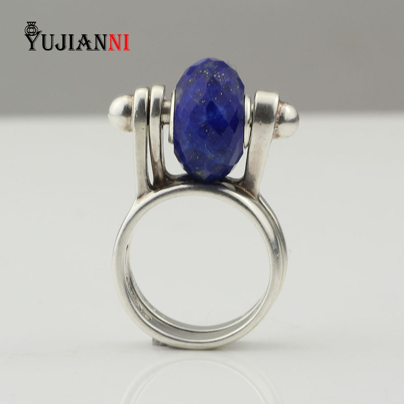 New Fashion Ring 925 Sterling Silver Ring of Change Not Include Bead Compatible with European Brand
