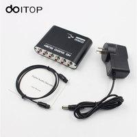 DOITOP 5 1 Audio Decoder SPDIF Coaxial To RCA DTS AC3 Optical Digital Amplifier Analog Converter