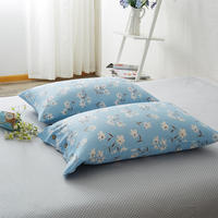 48*74cm Pillowcase Pillow Case Soft Pillow Cover Valentine's Day Gift Home Textiles One Pair