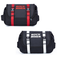 High quality Waterproof Motocross off road racing Saddle Bag Motorcycle Side Helmet Riding Travel Bags luggage Suitcase