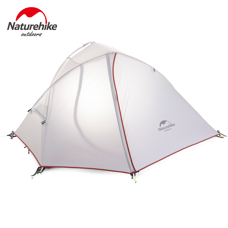 Naturehike Silent Wing Series Waterproof Double Layer 1 Person 4 Seasons Ultralight Tents For Outdoor Hiking CampingNaturehike Silent Wing Series Waterproof Double Layer 1 Person 4 Seasons Ultralight Tents For Outdoor Hiking Camping