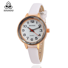 2016 watches Women Top Brand fashion Wristwatch quartz watch Clock Women watch Dress sport Analog Casual Watch Relogio Feminino