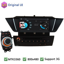 9″ Touch Capacitive Screen Car DVD Multimedia Player Radio Stereo PC Support 3G For BMW X1 E84 2009-2014 with Original UI
