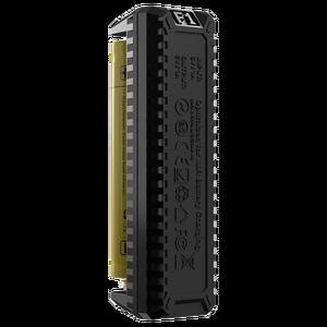 Image 5 - Nitecore f1 carregador de bateria inteligente, carregador de bateria micro usb original, flexível para li ion/imr 100% 26650 18650 bateria