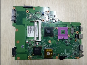 L500 L505 GM45 GL40 V000185070 V000185020   connect board connect with motherboard full test lap   connect board