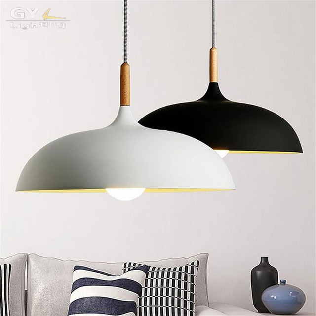 Modern D45cm Big large project pendant lights Nordic office