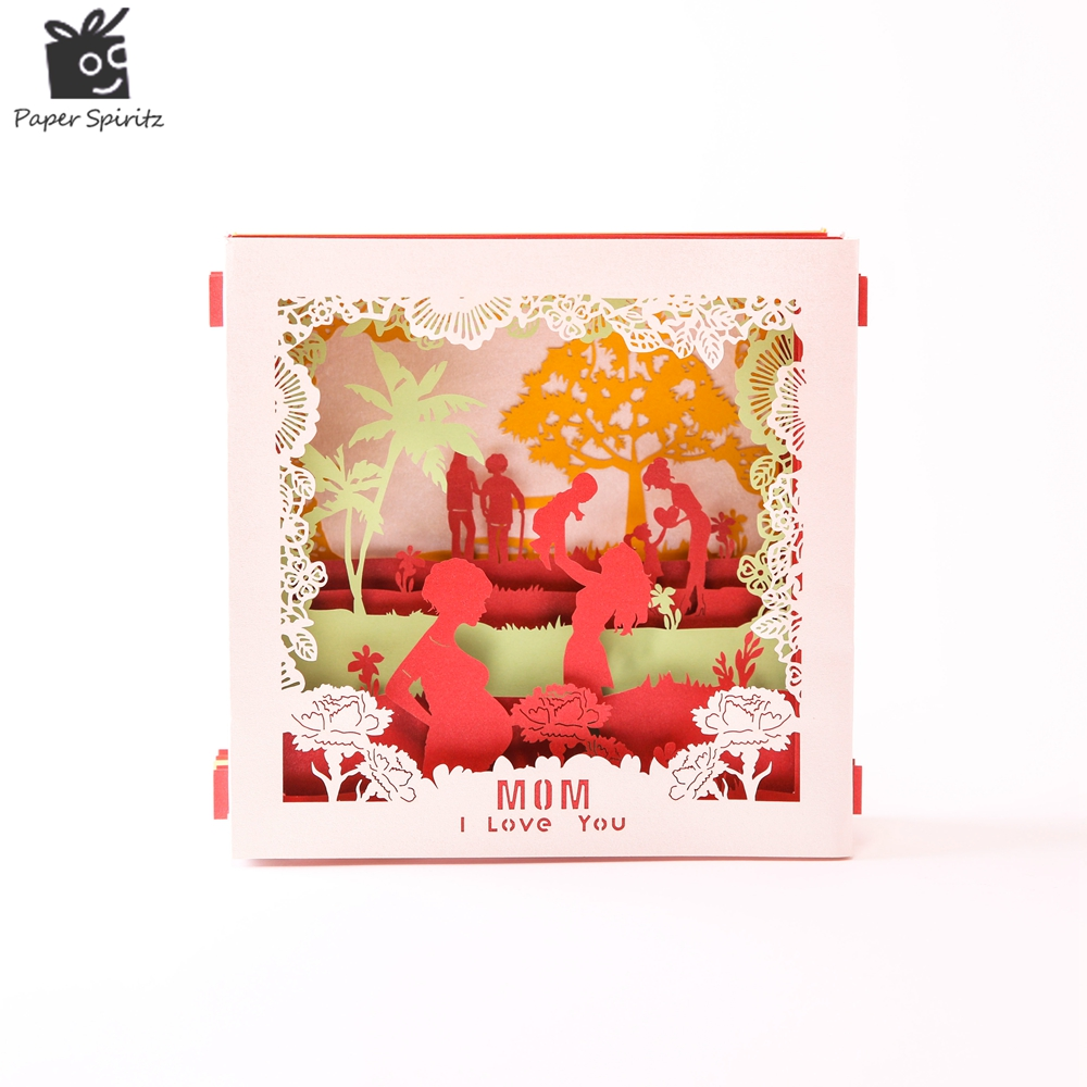 Aliexpress Buy The Mothers Day Birthday Greeting Thank You