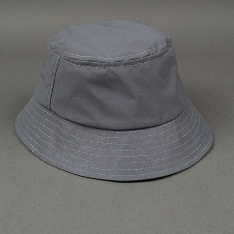 ... 2017 Brand 3 M Outdoor Sports Running Caps Winter Reflective Bucket Hat  Unisex Leather Bucket Hats ... dfce7f6ed1b5