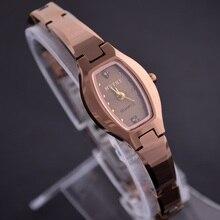 Women's Watch Japan Quartz Analog Wristwatch Luxury Brand Sapphire Crystal 316L Steel Genuine Leather Band Rhinestone Lady watch