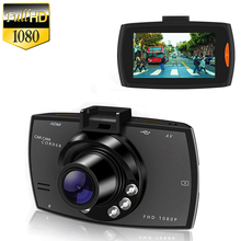 Car camera recorder 2.7 inch screen FHD 1080P portable car dash cam dvr G30 night vision,G-sensor,motion detection camcorder