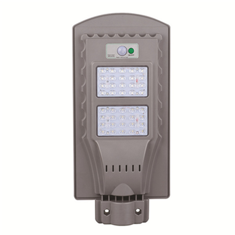 40W 60W Waterproof LED Street Lights Road Lamp Solar Light Outdoor Road Street Wall Induction Lamp