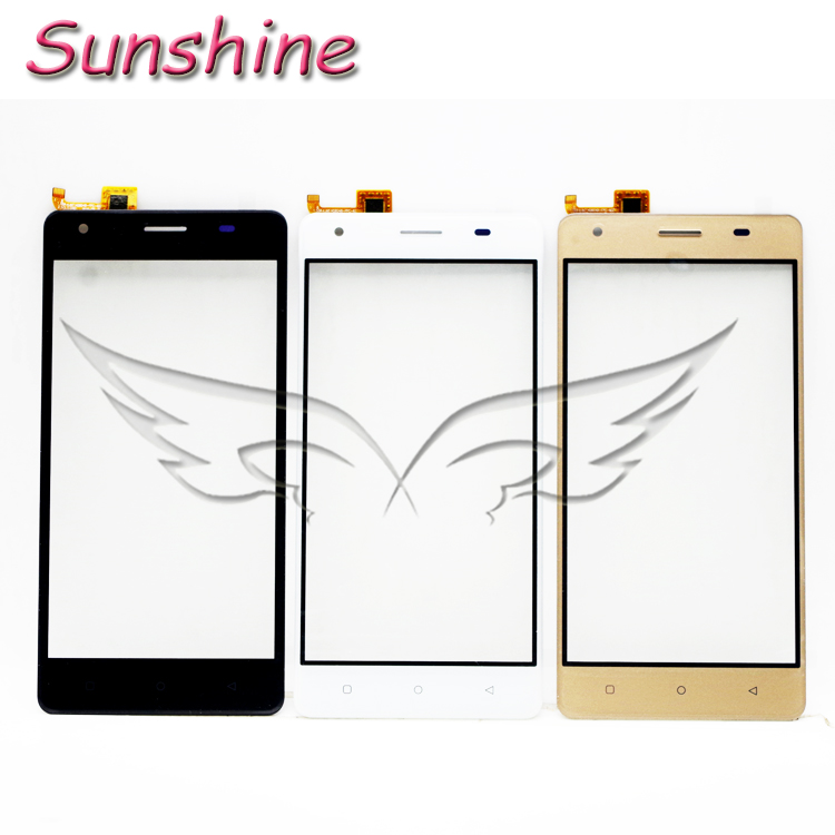 Free Tools Touch Screen For JUST5 Freedom M303 Touch Screen Digitizer Front Glass Lens Sensor(China)