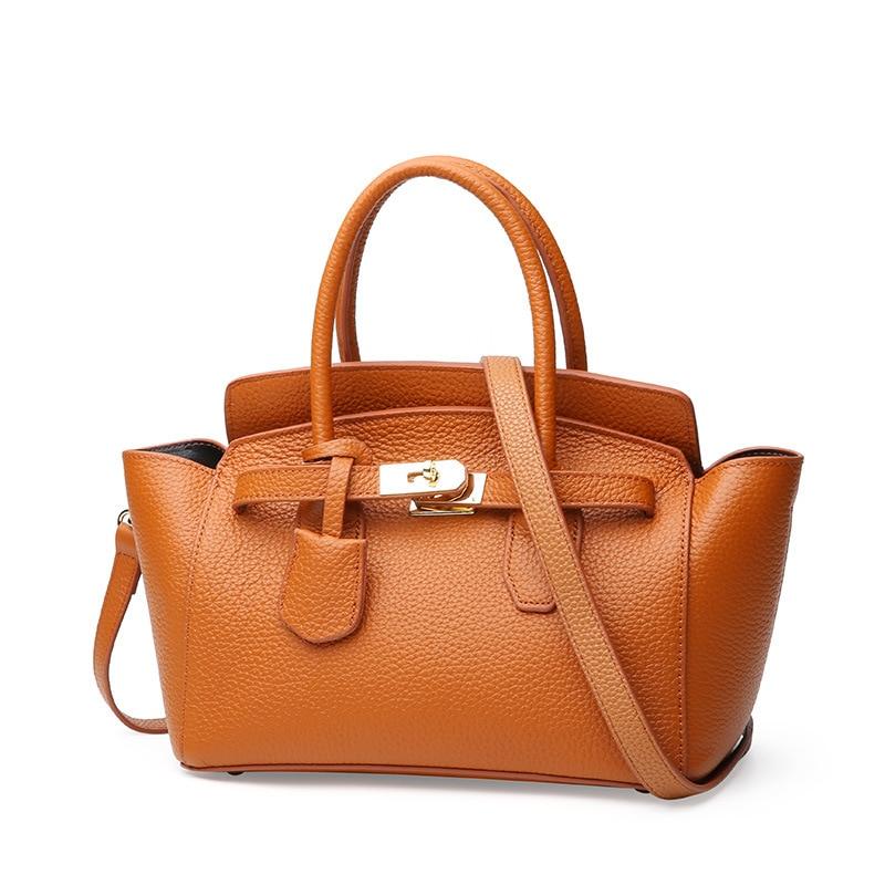 Women Handbags 2018 Luxury Brand Designer Casual Genuine Leather Female Bag Messenger Bag Shoulder Crossbody Bags For Girl ToteWomen Handbags 2018 Luxury Brand Designer Casual Genuine Leather Female Bag Messenger Bag Shoulder Crossbody Bags For Girl Tote