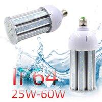 Outdoor IP64, dustproof /waterproof 25W 35W 40W 50W 60W LED Corn Light Bulb No ballas for Garden, Street Lighting, Pavilion