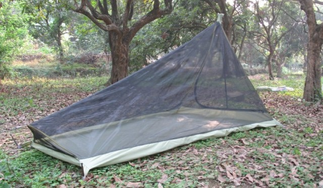 600G Ultralight Outdoor c&ing tent with mosquito net Summer 1-2 people Single tents travel & 600G Ultralight Outdoor camping tent with mosquito net Summer 1 2 ...