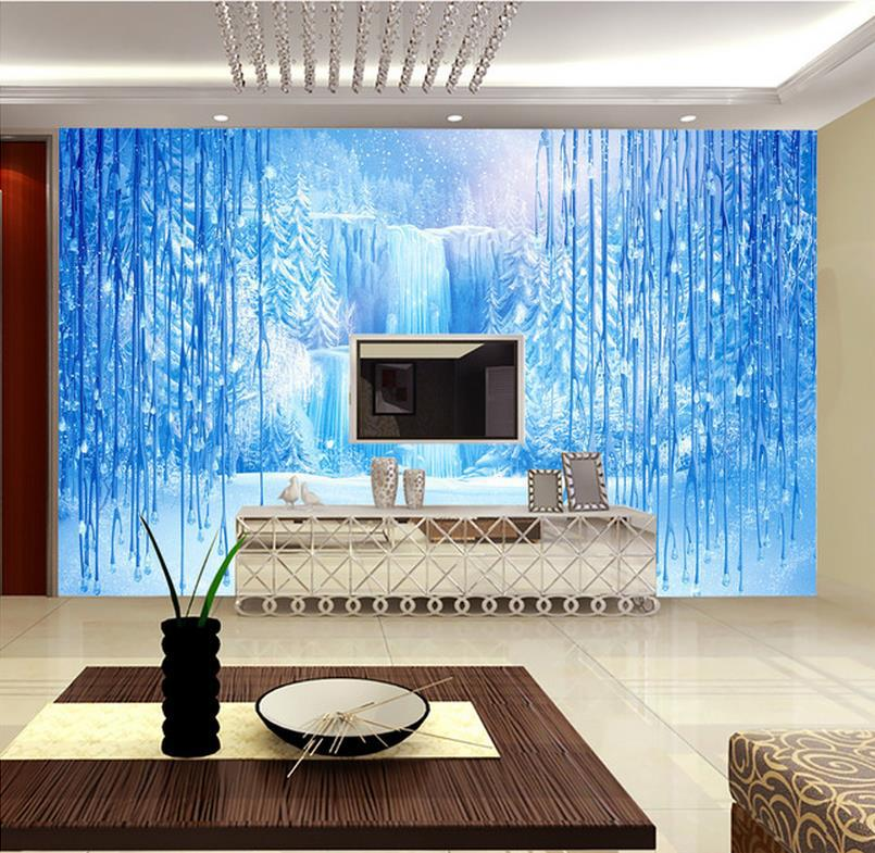 Glamorous 80 wall murals wallpaper decorating inspiration for Cheap 3d wallpaper
