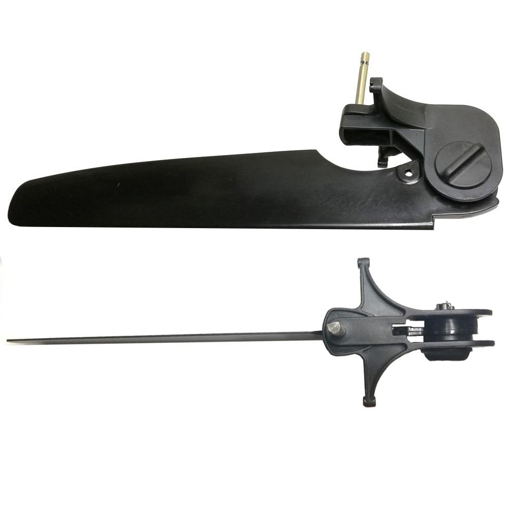 Nylon Kayak Rudder Direction Control Kit Tail Watercraft Part DIY Accessories