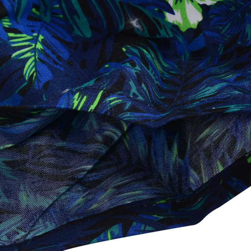 Hawii プリント水泳パンツ男性巾着カジュアル Sunga Masculina 緩い速乾ボードショーツ弾性ウエスト米国ビーチショーツ