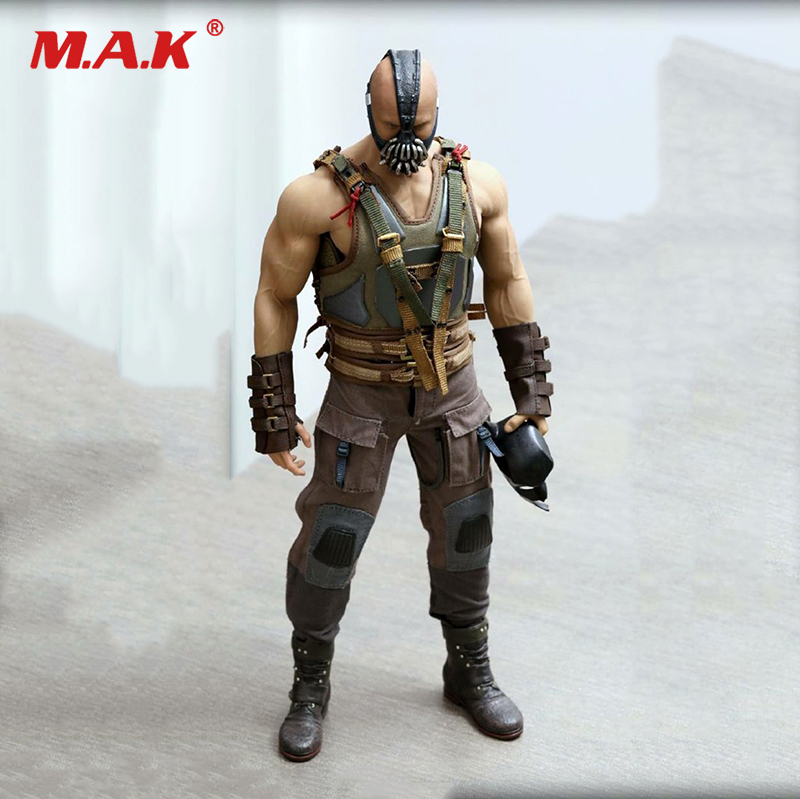1/6 PH M34 Super Strong Male Body Bane Head Sculpt Without Clothing Suits Only Head And Body Set